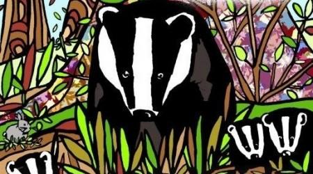 The Badger & The Wren