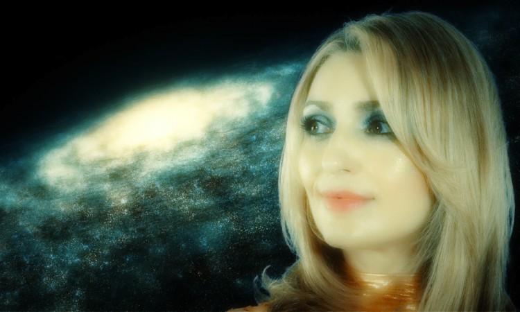 Katerina Lights Up The World